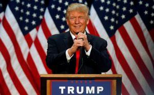 Donald Trump presedinte!