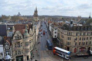 Oxford intre vechi si nou
