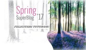 Blogger-ul partener lipsa de la aceasta editie