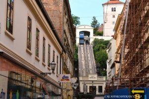 Funicularul din Zagreb