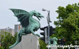 Ljubljana – orasul dragonilor