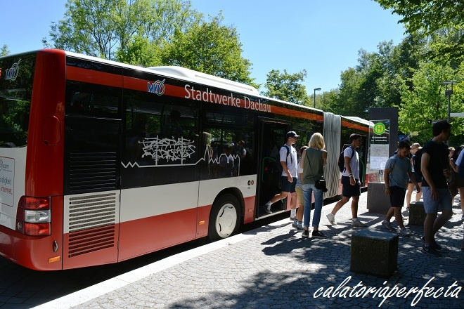 Autobuzul spre lagar
