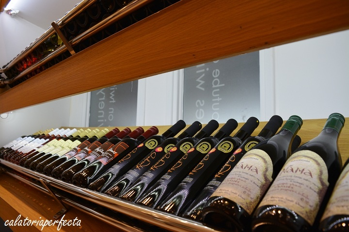 Cateva dintre soiurile de vin