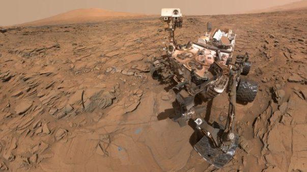 Imagine de pe Marte