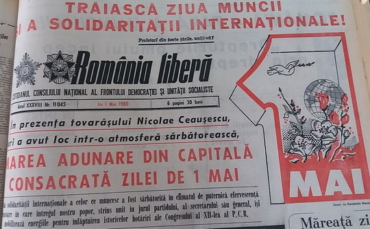 1 mai 1980