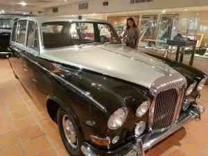 cars monaco albert II