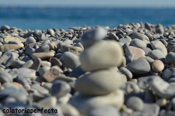 pietrele de pe plaja
