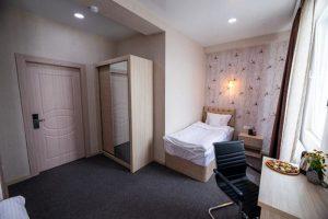 camera novo hotel residence