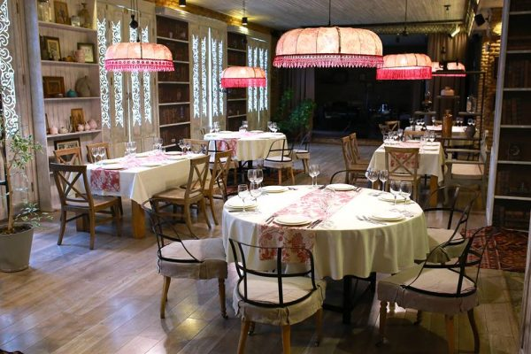 Tabla Saloon Restaurant Tbilisi