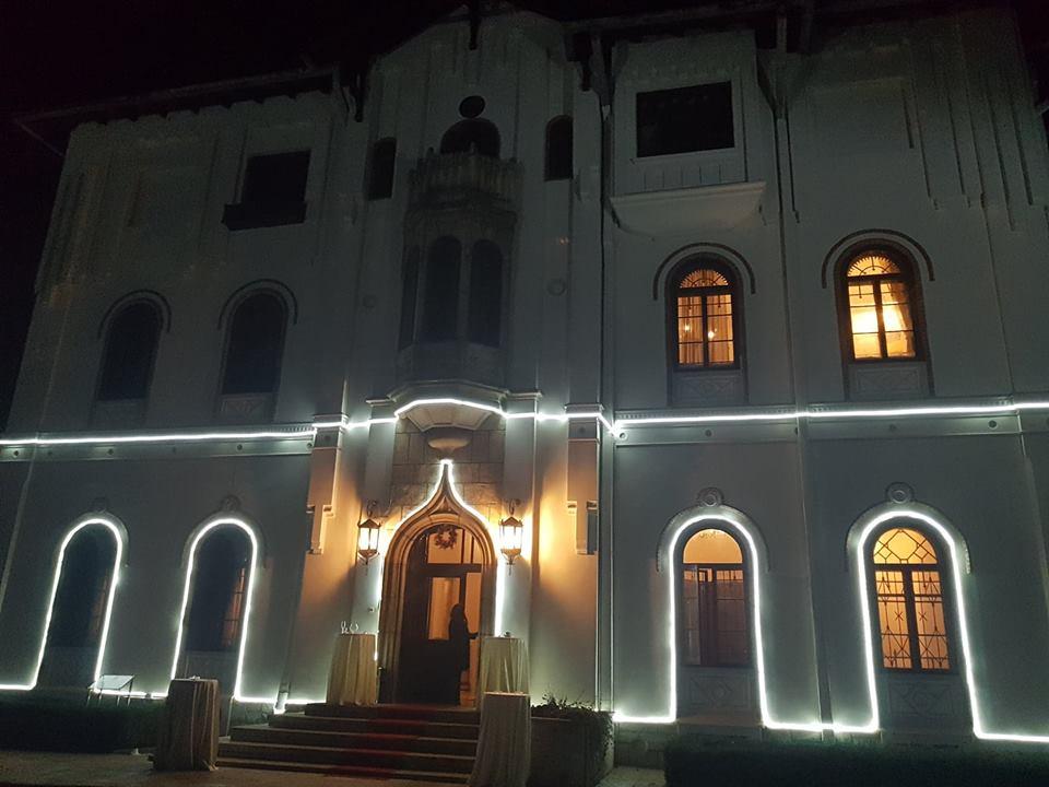 palatul stirbey