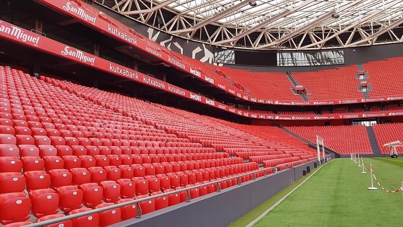 turul de stadion San Mames