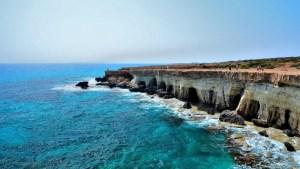 Sea Caves Paphos