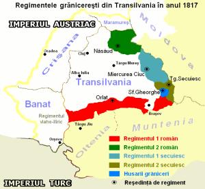 Graniţa Militară Transilvăneană