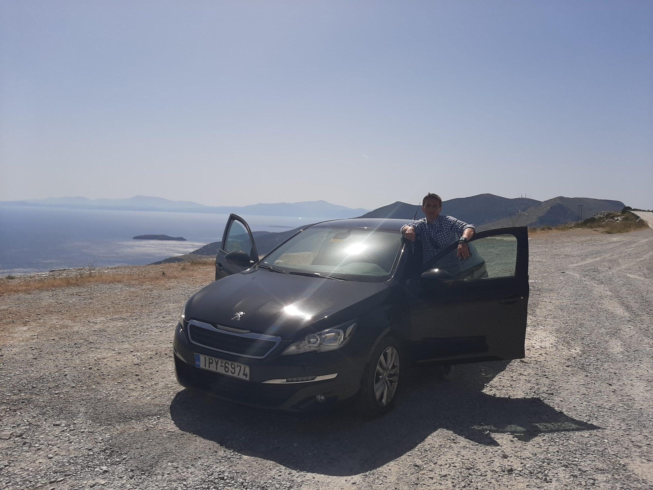 sudul insulei Evia