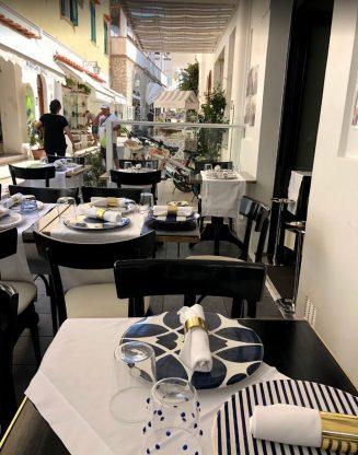 Capri, Restaurant Aurora