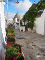 Alberobello in the morning