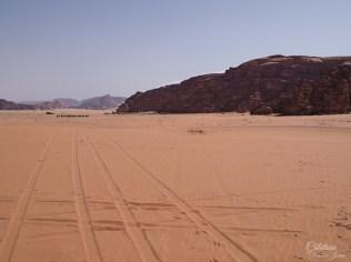 Wadi Rum - Jeep safari