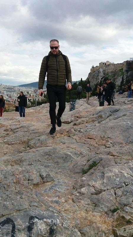 vizita la Acropole