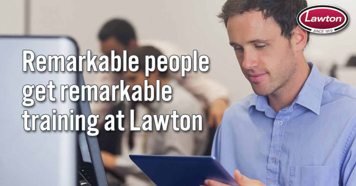 Lawton Remarkable Training