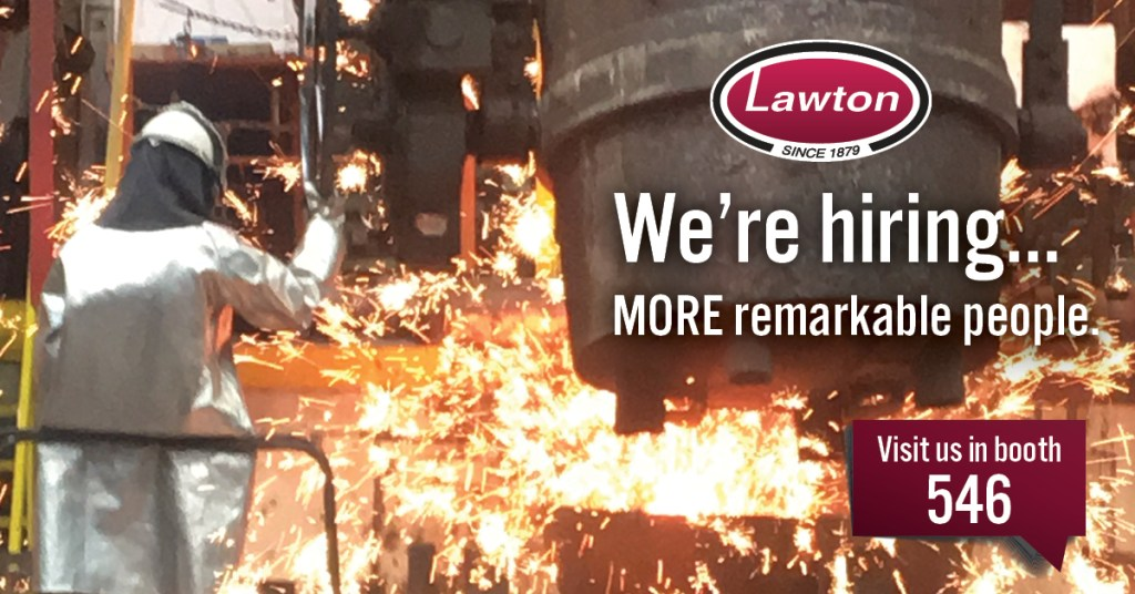 Lawton Hiring Event