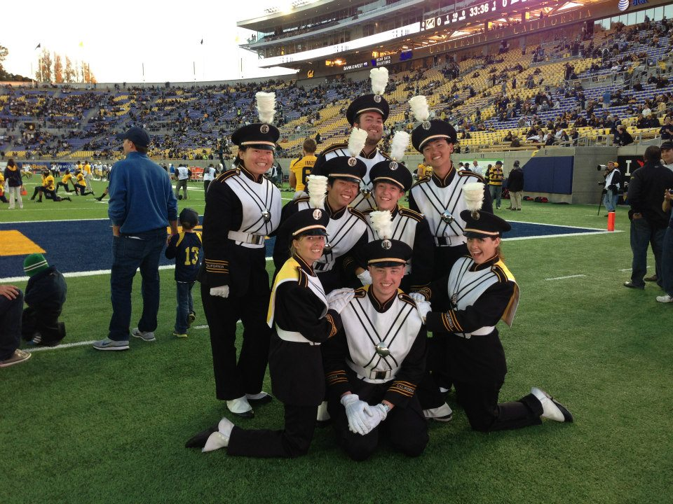 Photos Cal Band Bearitones