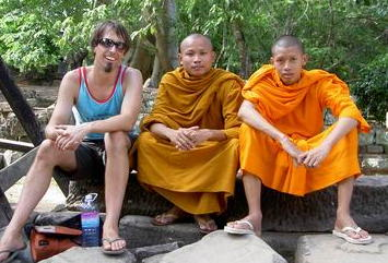 Son with Monk 06