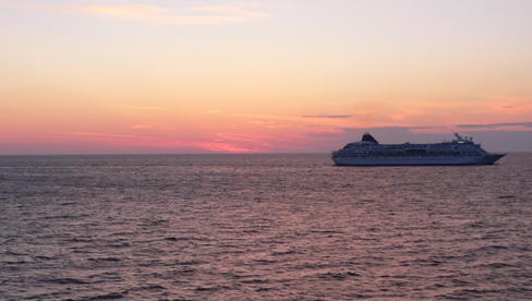 Baltic Sea Midnight