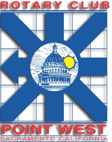 Point West Rotary Logo