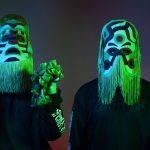 O baile de máscaras do Dengue Dengue Dengue