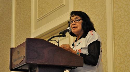 Dolores Huerta, Founder of the Dolores Huerta Foundation