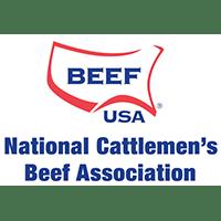 NCBA Beef USA Logo