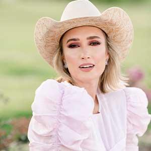 Fancy Lady Cowgirl