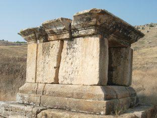 Tumba romana, Hieropolis