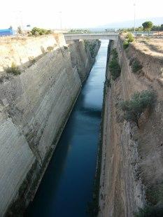 Canal de Corinto