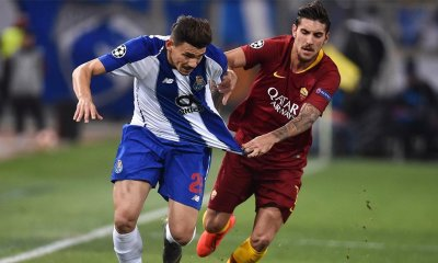 Francisco-Soares-Lorenzo-Pellegrini-Roma-Porto