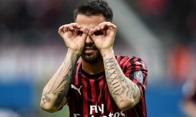 esultanza gol Suso Milan