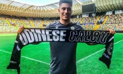Cristo Gonzalez Udinese