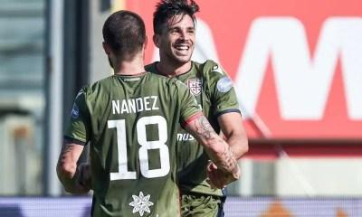 Giovanni Simeone-Nahitan Nandez Cagliari
