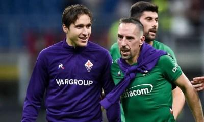 Chiesa Ribery Fiorentina