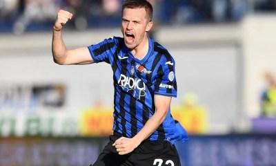 esultanza gol Josip Ilicic Atalanta