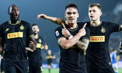 esultanza gol Lautaro Martinez Inter