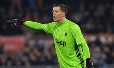 Wojciech Szczesny portiere Juventus