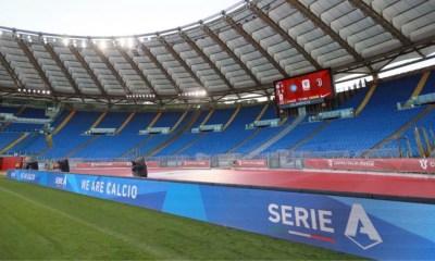cartelloni Serie A Stadio Olimpico