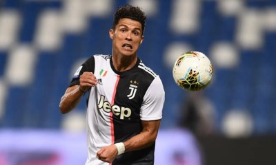Cristiano Ronaldo Luglio 2020