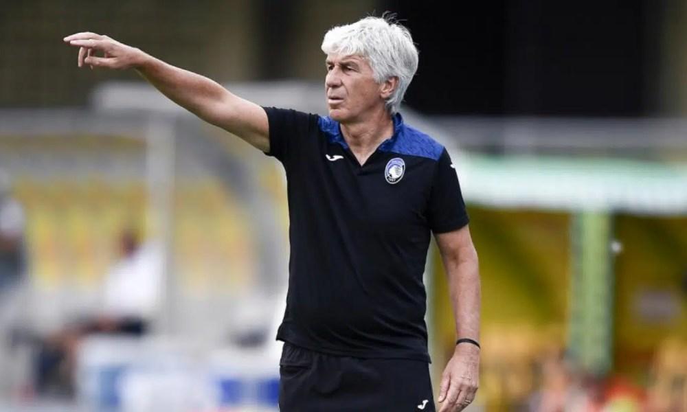 Giampiero Gasperini allenatore Atalanta