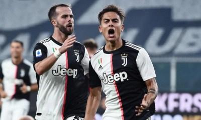 Paulo Dybala-Miralem Pjanic Juventus