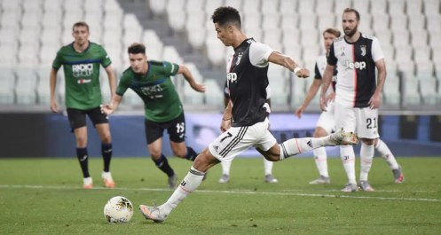 Rigore Cristiano Ronaldo Juventus