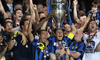Vittoria finale champions League Inter 2010