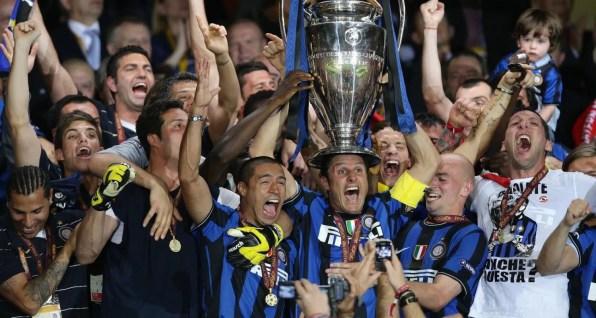 Vittoria finale champions League Inter 2010
