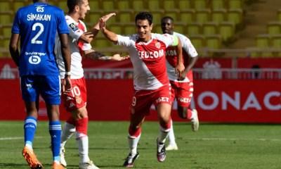 Ben Yedder Monaco